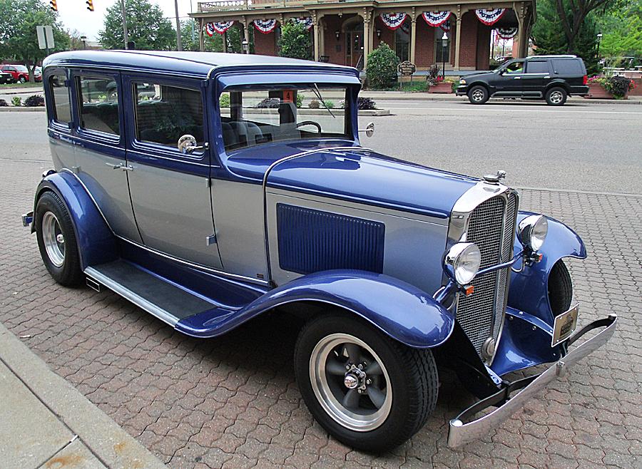 Pontiac series 401