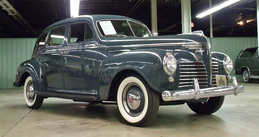 Plymouth Deluxe P-10