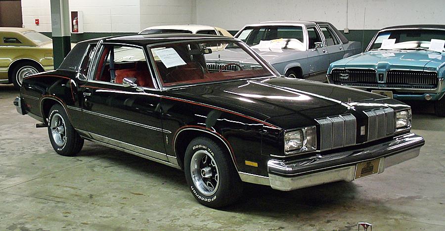 Oldsmobile Cutlass Supreme Brougham
