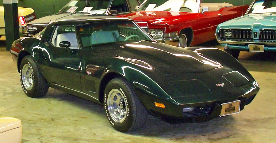 Chevrolet Corvette L-82