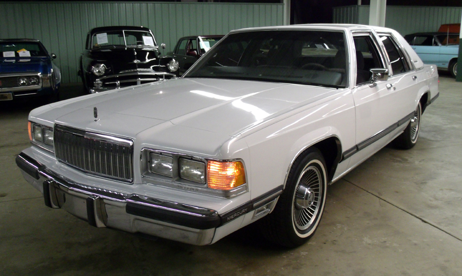 Mercury Grand Marquis LS