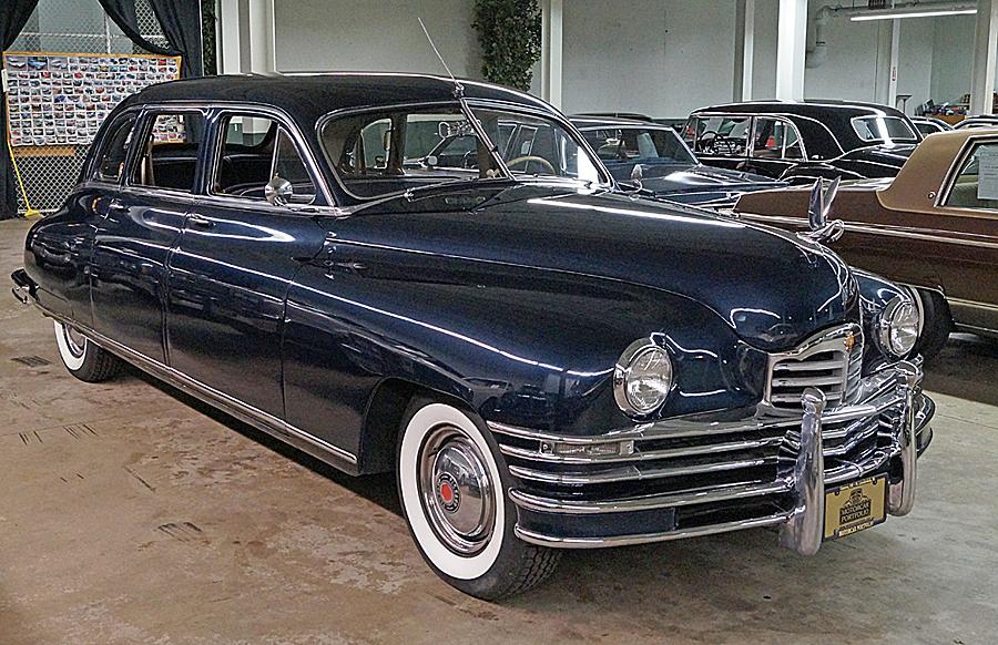 Packard Super Deluxe Eight