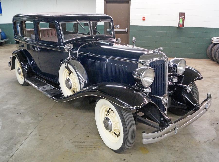 Chrysler CP-8