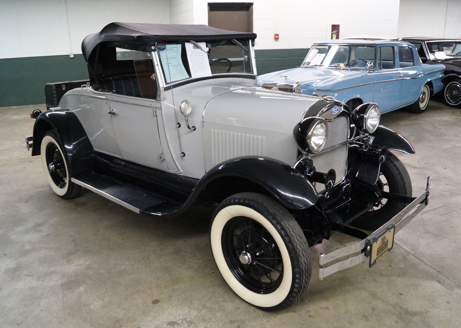 Ford Model A, Shay Replica