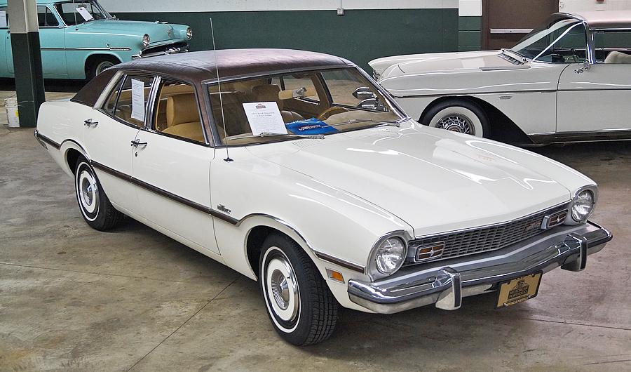 Ford Maverick LDO