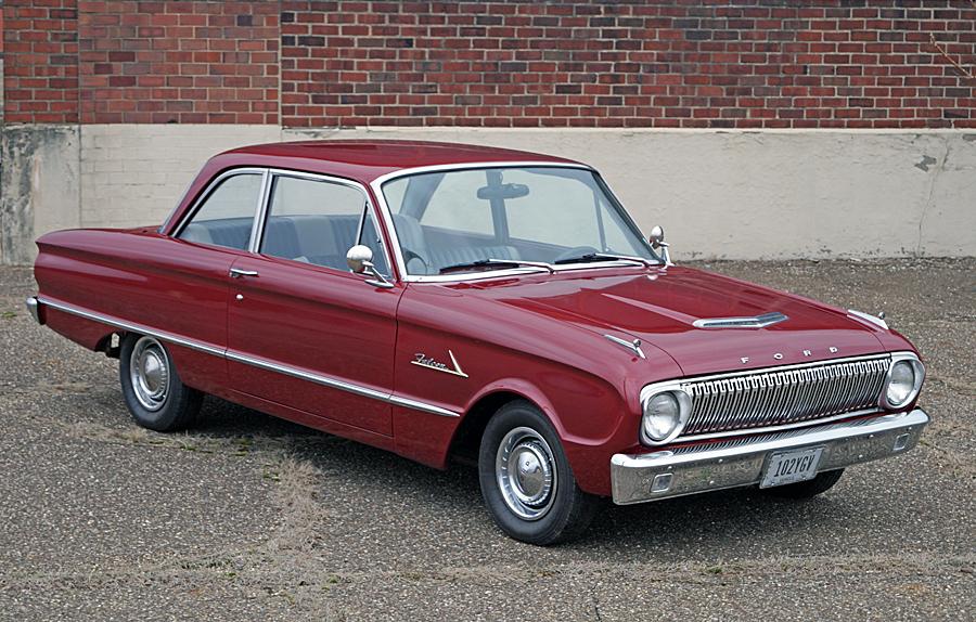 Ford Falcon custom