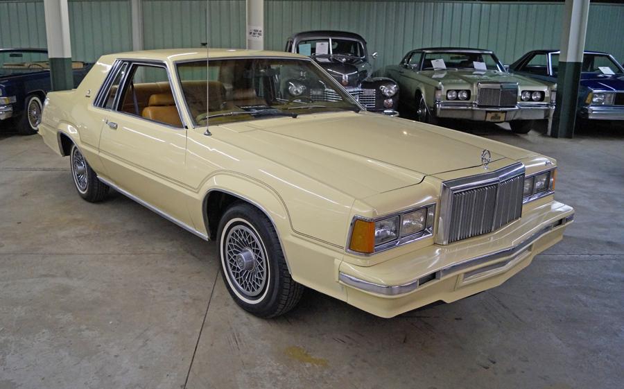 Mercury Cougar XR 7