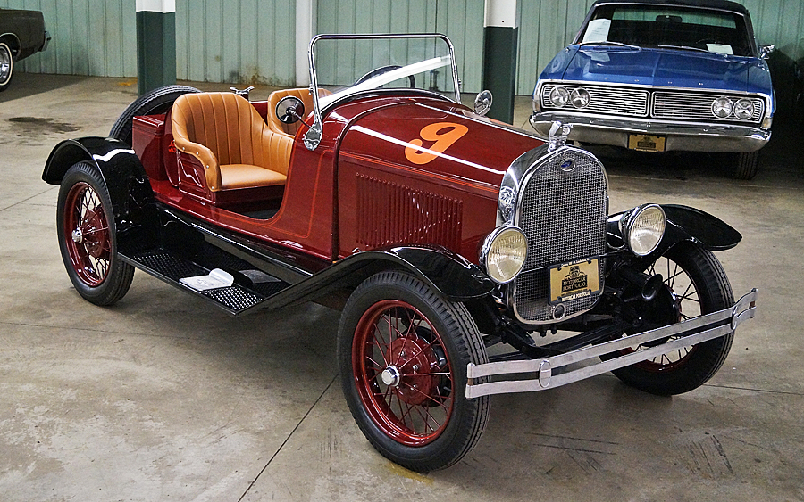 Ford Model A Rootlieb