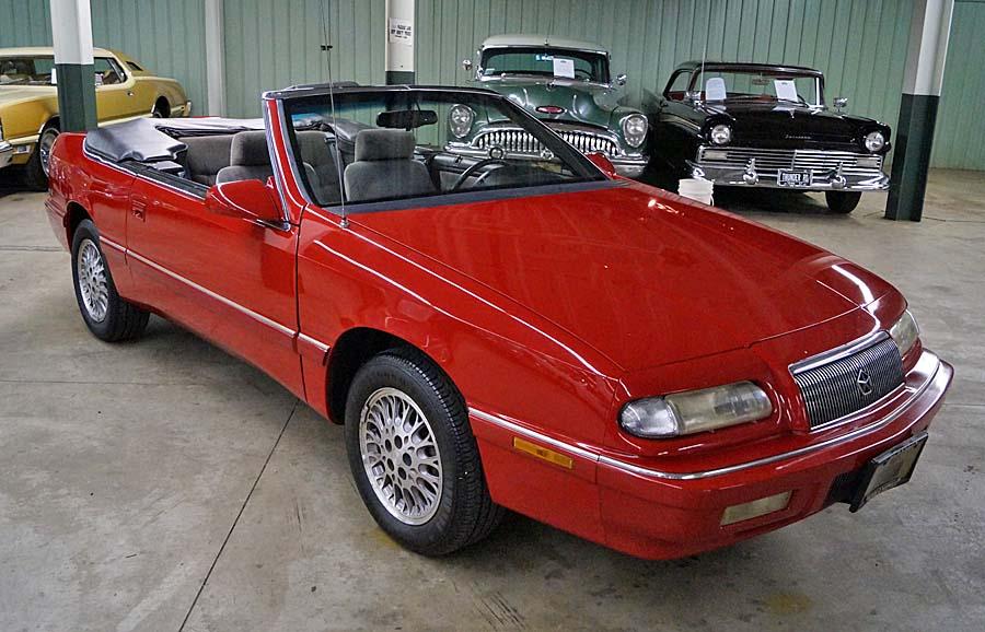 Chrysler LeBaron LX 3.0