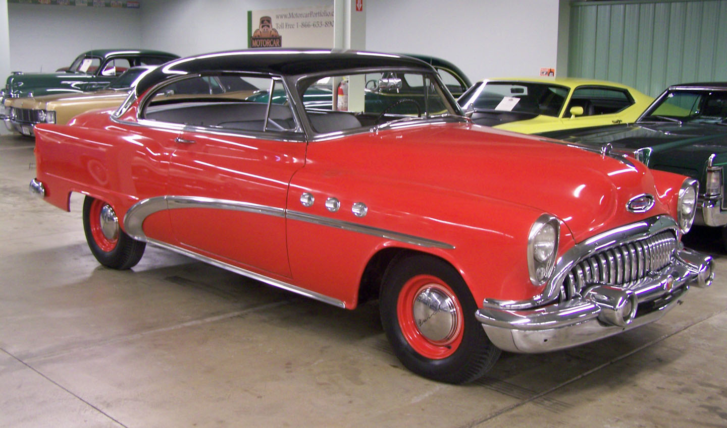 1953 Buick Special Deluxe