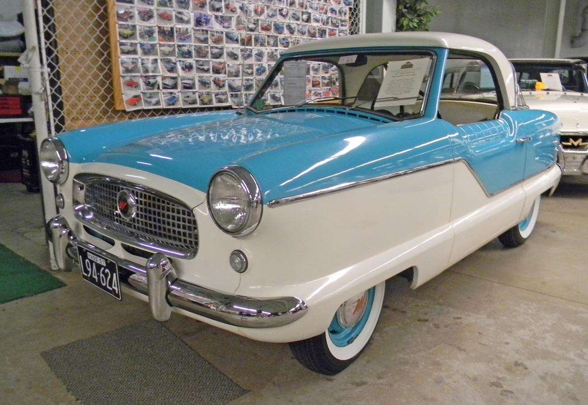 AMC Nash Metropolitan 1500, series III