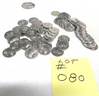 080 Aluminum Commemorative Coins NO RESERVE/ABSOLUTE
