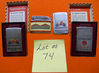 074 Lighter Lot (4) NO RESERVE/ABSOLUTE