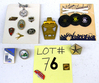 076 Miscellaneous Jewelry Lot NO RESERVE/ABSOLUTE