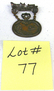 077 Antique Car Pin NO RESERVE/ABSOLUTE