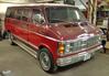 Dodge B100 Sportsman Deluxe Van